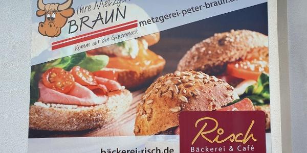 Metzgerei Braun_Bäckerei Risch Baumholder