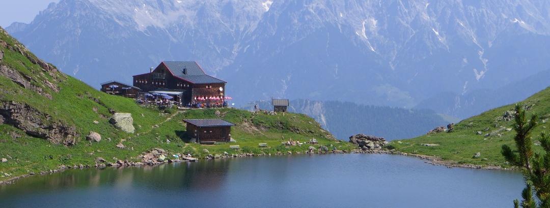 Wildseeloderhaus in the Kitzbühel Alps