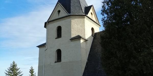 Kirche Unterwürschnitz im Vogtland