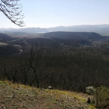 Kilátás a Zuvárból 2021. április 10., szombat