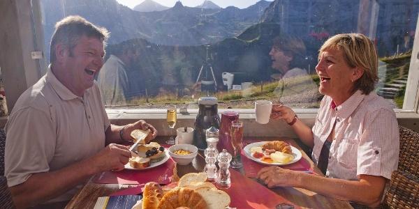 Restaurant Sillerenbühl Sommer