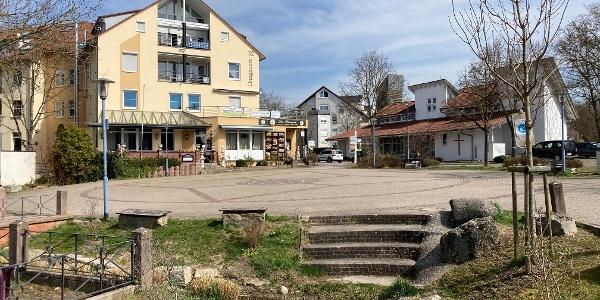 Marktplatz Oberuhldingen