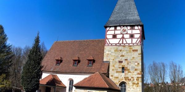 St. Michaelskirche in Rasch