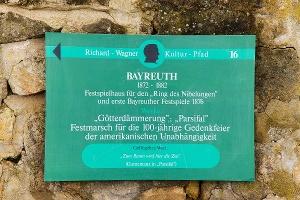 Foto Richard-Wagner-Kultur-Pfad