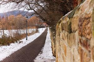 Foto Weg von Pirna nach Graupa