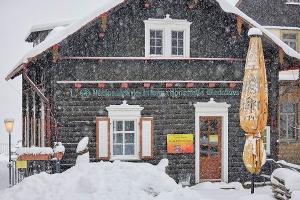 Foto Nationalpark-Informationsstelle am Brand
