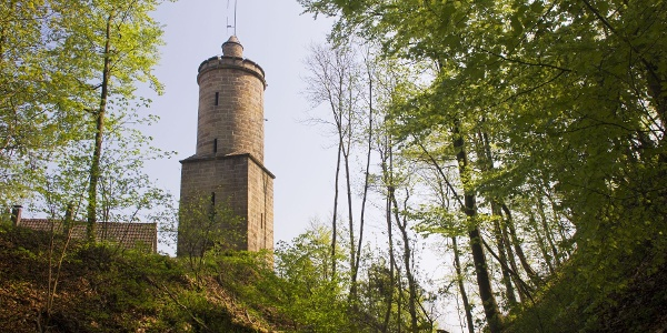 Kaiser-Karls-Turm in Bad Driburg