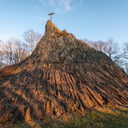 Nationaler Geotop Druidenstein