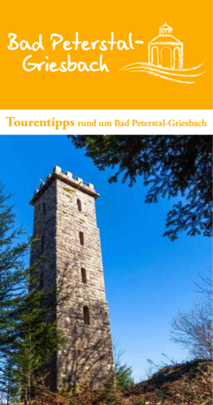 Tourentipps Bad Peterstal-Griesbach