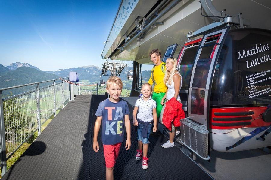 Kabinenbahn Abtenau