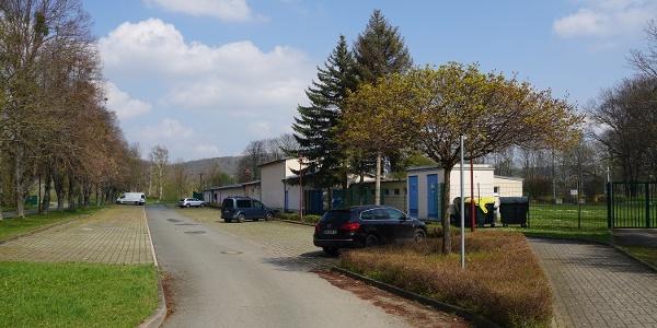 Wohnmobilstellplatz Bad Köstritz