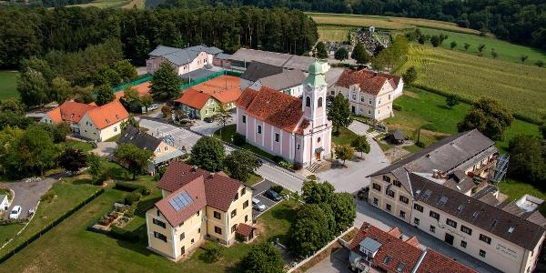 Luftaufnahme Buch St. Magdalena