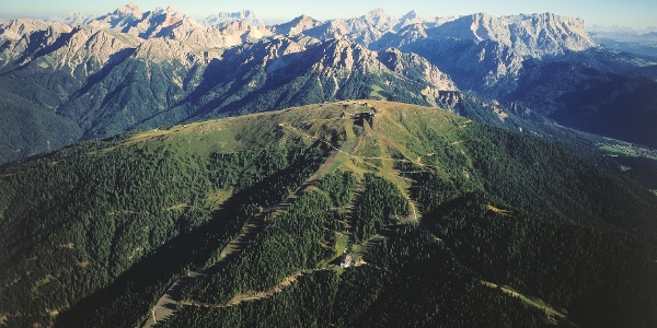 The ski resort is a major economic source for the whole of the Val Pusteria with 116 km of ski terrain and 32 lifts.