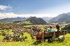 Aussichtspunkt auf der Wanderung zur Gundhütte - @ Autor: Simon Toplak - © Quelle: Pfronten Tourismus