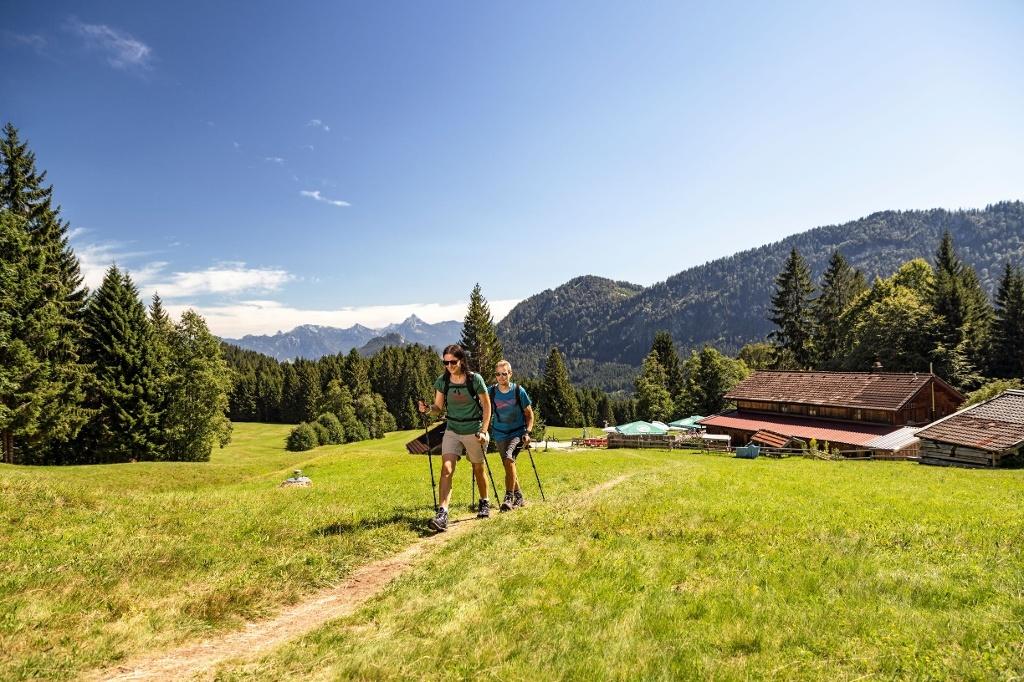 Wanderung am Edelsberg zur beliebten Gundhütte - @ Autor: Simon Toplak - © Quelle: Unbekannt