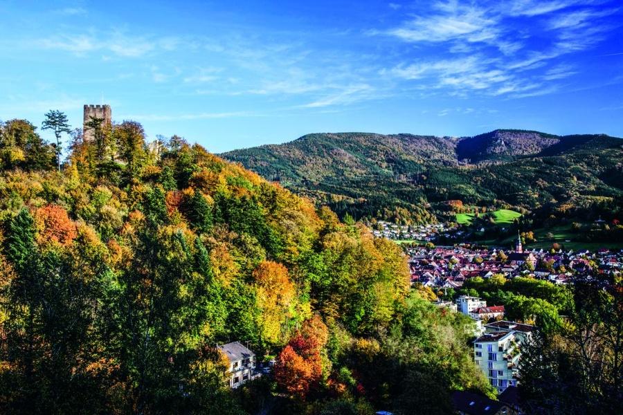 Kastelburg-Tour Waldkirch