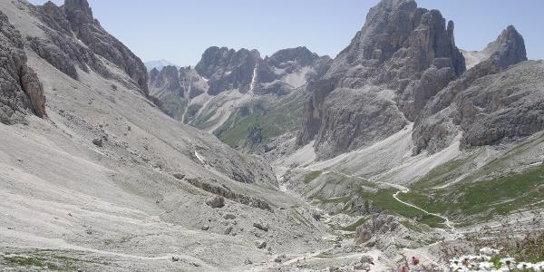 Beeindruckende Dolomiten