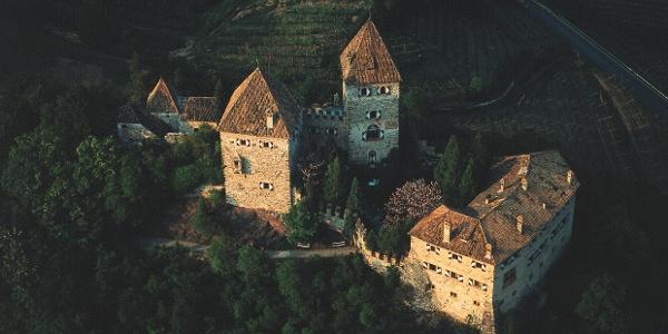 Schloss Wehrburg bei Prissian.
