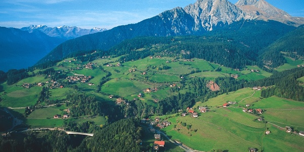 Mittellange Tour von Terlan zum Tschögglberg.