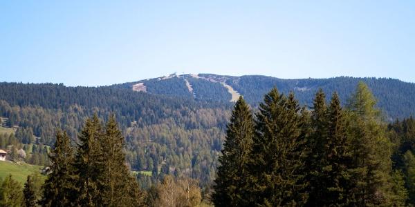 Der Hirtensteig führt auf die Schwarzseespitze.