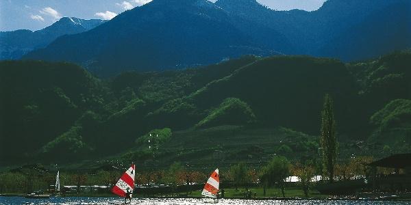 Sommergefühle am Kalterer See