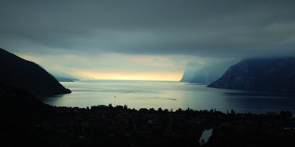 Vista mozzafiato sul Lago di Garda