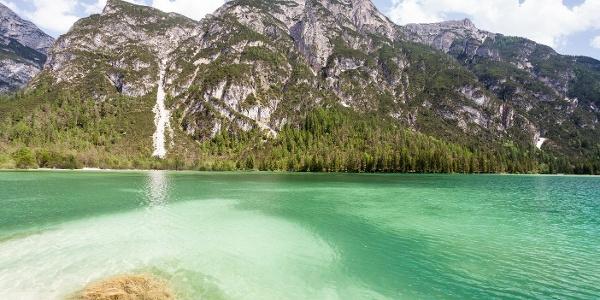 The lake Landro.