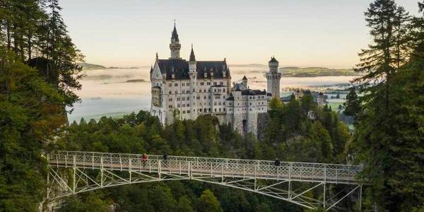 Königlich Wandern im Schlosspark