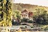 Kocher-Jagst-Radweg Etappe 2 Forchtenberg   - © Quelle: Arbeitsgemeinschaft Kocher-Jagst-Radweg