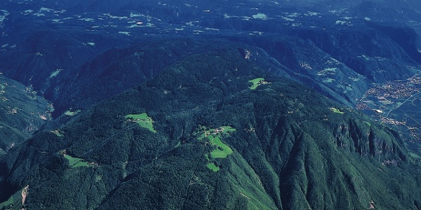 Kohlerer Berg bei Bozen