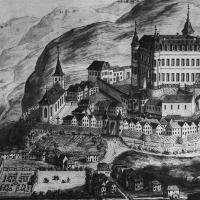 Burg Reifferscheid 1793