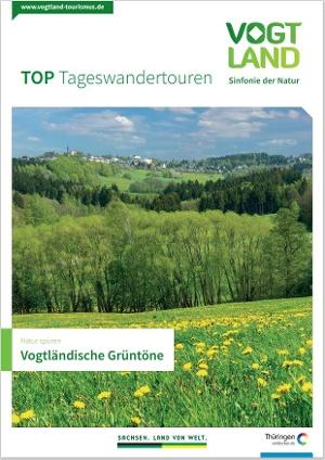 Titel Broschüre Grüntöne 2021