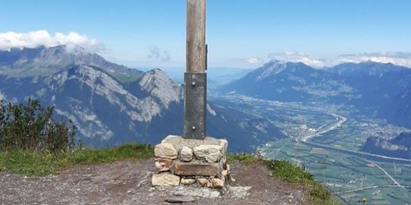 Gipfelkreuz Gamidauerspitz