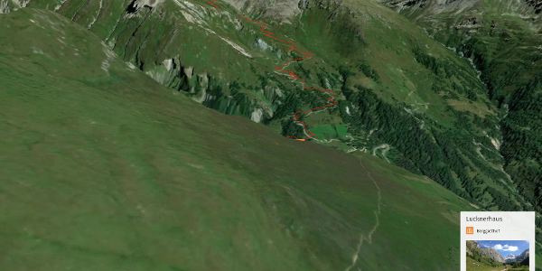 Bergtour in der Glockner-Gruppe: Zur Salmhütte vom Lucknerhaus (Kals) über die Glorerhütte