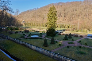 Foto Park Schloss Weesenstein