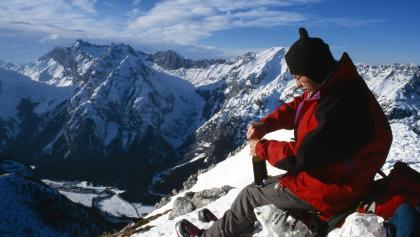 Arnspitz Gipfel