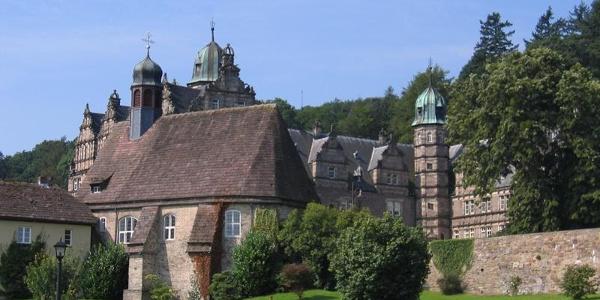 Schloss Hämelschenburg Kapelle