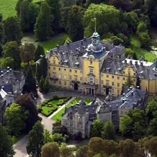 Außenansicht Schloss Bückeburg