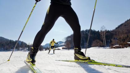Langlauf im Chiemsee-Alpenland