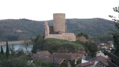 Burg St. Maurice (Okt. 2012)