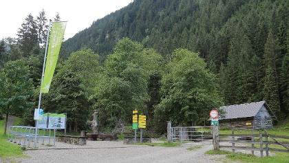 Eschachparkplatz