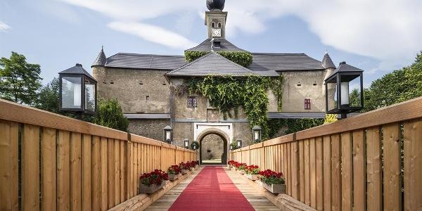 Schloss Gabelhofen-Zugang-Murtal-Steiermark