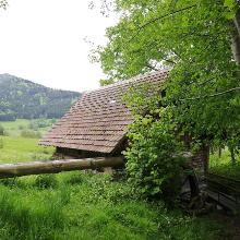 Wehrlemühle in Simonswald