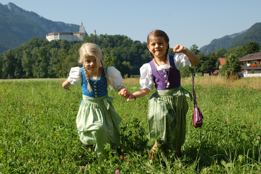 """Aschau im Chiemgau Schnitzeljagd """"Schnitz für Kids"""""""