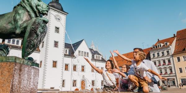 Familienurlaub in der Silberstadt Freiberg