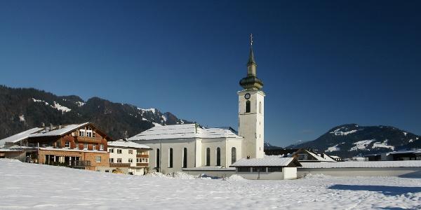 Hittisau, Katholische Pfarrkirche Heilige Drei Könige 1