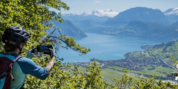 Mountainbiken in der Zentralschweiz