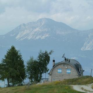Rifugio Finonchio am Gipfel