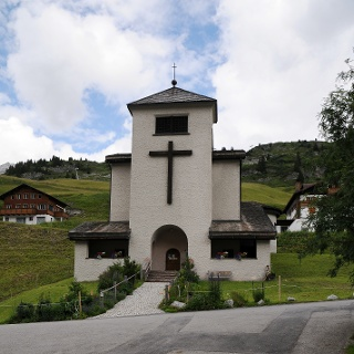 Lech, Kirche Christkönig