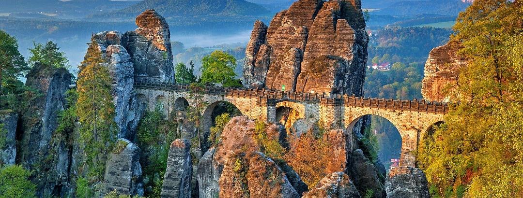 Bastei Brücke Foto: pixabay